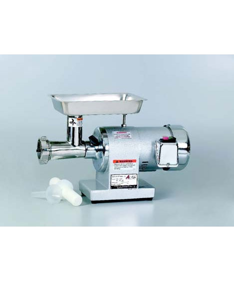 Meat Grinder, Meat Chopper, 1 HP, w/attachments