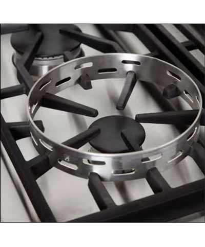American Range Wok Ring accessory, for Residential Ranges