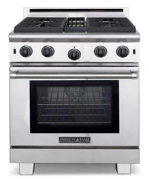 Performer Series: 30 inch, 4 burners (LP Gas) - ON SALE