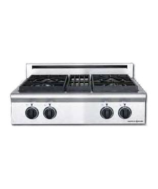Legend Series Cooktop, 30 inch, American Range, LP