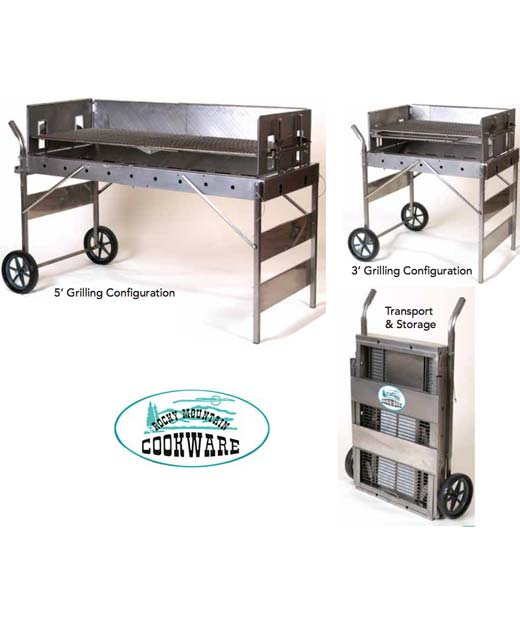 Portable Ranges and Grills