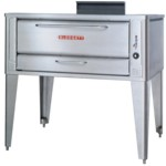Gas Pizza Oven from Blodgett, Single Deck