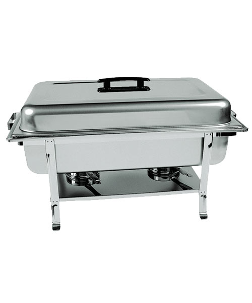 Chafing Dish Chafer, Full Size, Stainless Steel, mirror polished