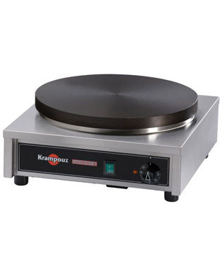 Krampouz CECIF4 Crepe Griddle, Electric Single Square