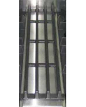 NXR Center Grate for 30 inch Range