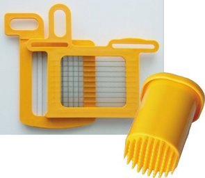 Dynacube Dicer Blade Set: 7mm, 1/8 inch