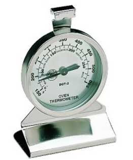 Thermometer, Oven Test thermometer