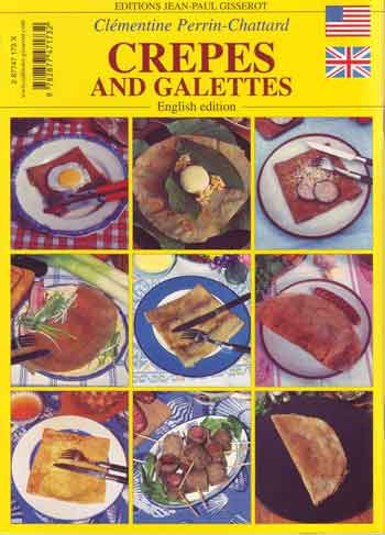 Crepes and Galettes Recipe Book