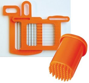 Dynacube Dicer Blade Set: 17mm, 3/4 inch