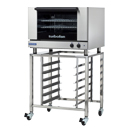 E27M2 TurboFan Electric Convection Oven, full-size, 2-tray