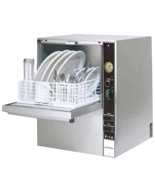 High Temp. Counter-top Ware Washer: F-14