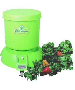 the greens machine vegetable dryer
