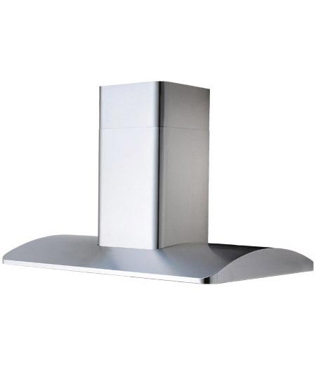 Kobe Island Hood, IS-22 Series, 36 inch wide