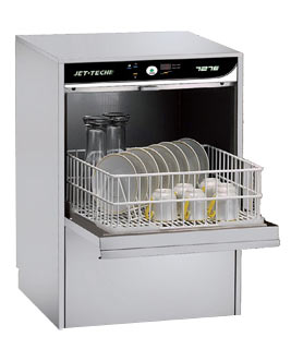 High Temp. Under Counter Cup & Glass Washer: 727-E