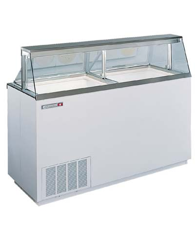 Kelvinator KDC67 Ice Cream Dipping Cabinet