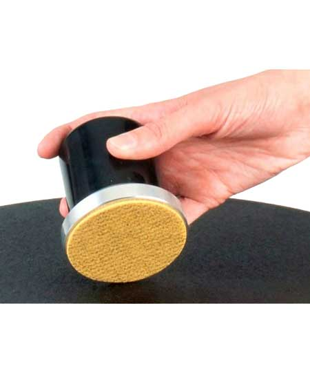 Crepe Griddle Cleaning Pad Holder (Includes one cleaning pad)