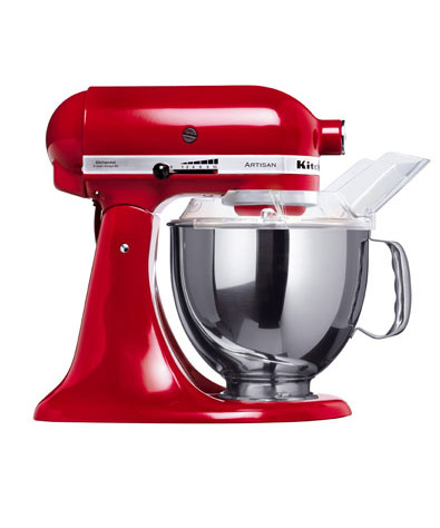 KitchenAid Artisan 5 quart Mixer