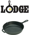 Lodge Seasoned Cast Iron