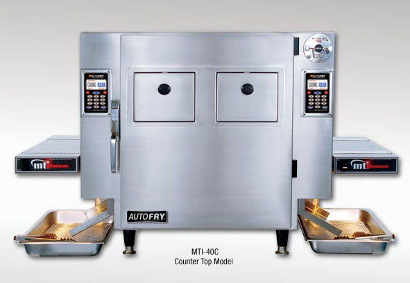 MTI-40C Ventless Deep Fryer by AutoFry