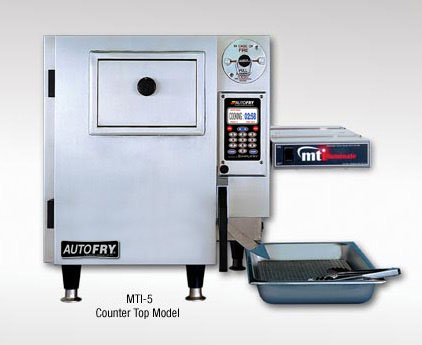 MTI-5 Ventless Deep Fryer by AutoFry