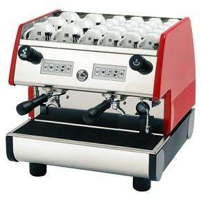 Pub 2V-R, Commercial Espresso Machine (Empire Red)