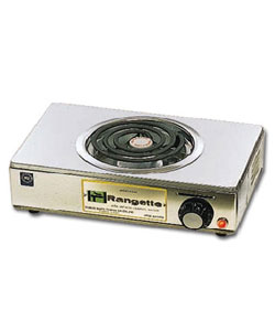 Hot Plate Rangette, Single 6 inch Electric element, 120V, 1100W