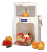 Sunkist S105 Fruit and Vegetable Sectioner, 3-in-1, School model