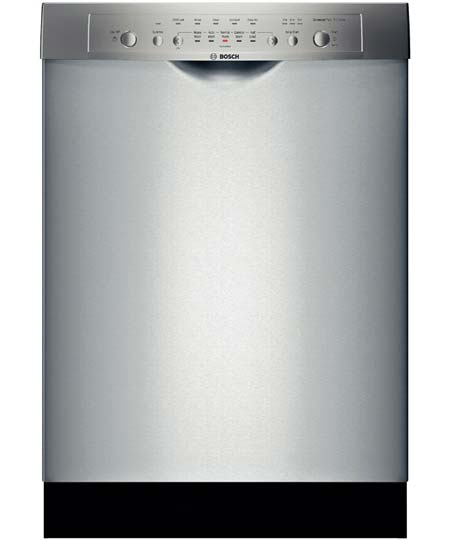 Bosch Dishwasher, Stainless, Ascenta Series