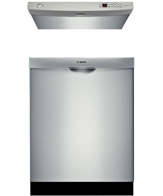 Bosch Dishwasher, Stainless, 300 series