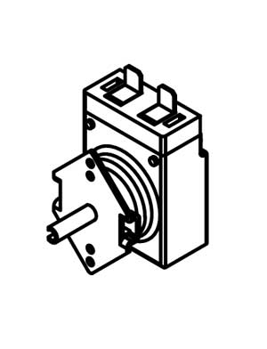 Thermostat for Griddle on ARR series (residential)
