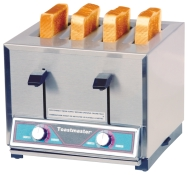 Four-Slot Toaster: TP409, 120 Volt