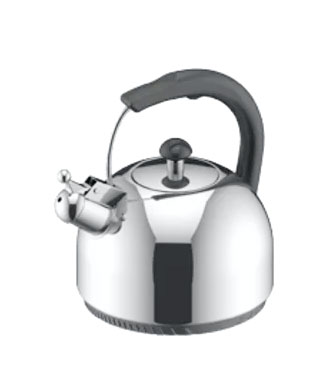 Turbo Pot Tea Kettle, Stove top musical whistling kettle (S/S)