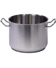 Turbo Pot Sauce Pot, 11 inches/11.7 quarts, lid included  (S/S)