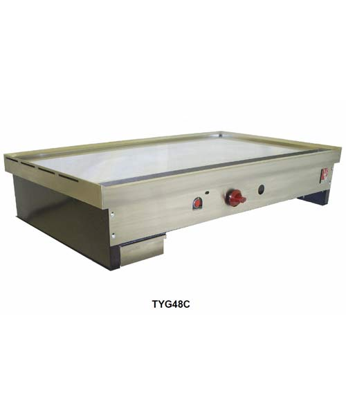 Wolf 48 inch Teppanyaki Griddle (30K BTU, LP Gas Model)