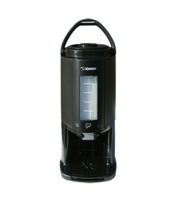 Thermal Server Dispenser, Gravity Flow, 2.5 liter, base