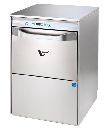 Veetsan Star Undercounter Dishwasher 30 racks per hour