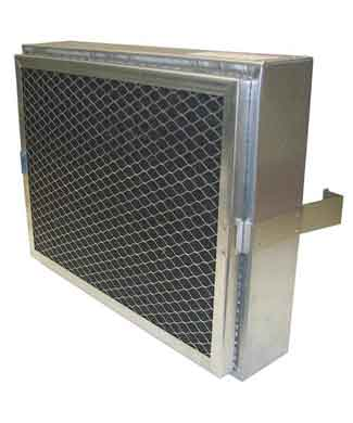 Filter, HEPA filter with integrated carbon layer, for VCS 2000