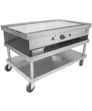 Wolf Stainless Steel Stand for TYG48 Teppanyaki (STAND/C-TYG48)